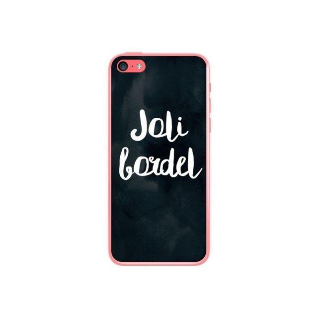coque iphone 5c joli bordel maryline cazenave