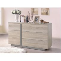 commode chene gris
