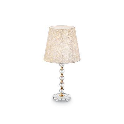 Boutica-design Lampe à poser Queen Big 1x60W - Ideal Lux - 077758