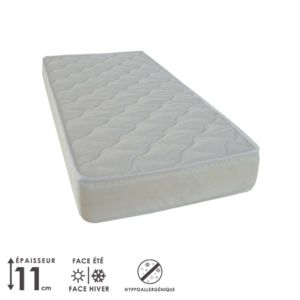 matelas b b mousse 70x140cm pas cher achat vente matelas b b rueducommerce. Black Bedroom Furniture Sets. Home Design Ideas