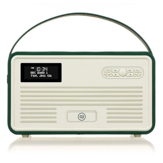 VQ Retro Mk II ou Christie Radio Batterie