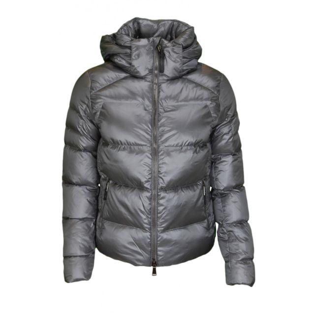 Ralph Lauren - Doudoune gris argent pour femme - pas cher Achat   Vente  Doudoune femme - RueDuCommerce 47e37a82367