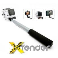 Easypix - Perche Selfie X-tender Silver GoXtreme