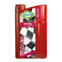 Yacco - Huile Moteur Galaxie 15W50 - Bidon de 2 L