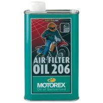Motorex - Huile moto Air Filter Oil 206 1L classic