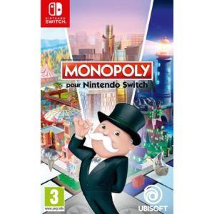 nintendo monopoly switch pas cher achat vente jeux switch rueducommerce. Black Bedroom Furniture Sets. Home Design Ideas