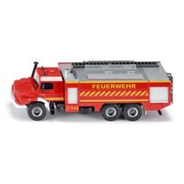 Siku - 2109 - VÉHICULE Miniature - ModÈLE À L'ÉCHELLE - Camion De Pompiers