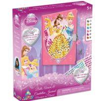 Orb Factory - Journal à personnaliser Sticky Mosaics : Princesses Disney