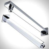 Aquamarin - Barre de douche rectangulaire 30 cm/ 40 cm 40 cm