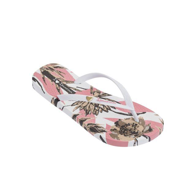 a629504d16 Ipanema - Tongs Summer Pink - pas cher Achat / Vente Sandales et tongs femme  - RueDuCommerce