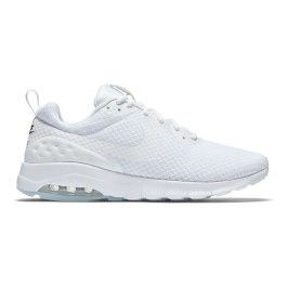 Nike Chaussures Air Max Motion Low blanc pas cher Achat