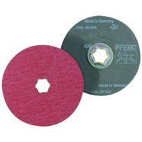 Pferd - Disque Abrasif Metal Combiclick Ceramique - Ø mm:125 - Grain:80