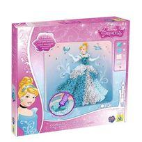 Orb Factory - Disney Princesse - Plushcraft tableau cendrillon