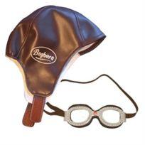 Baghera - Casque et lunettes