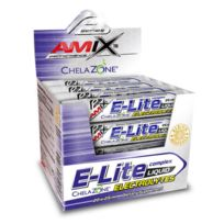 Amix - Électrolytes Performance E-lite Liquid Electrolytes 25 ml groseille 20 unités