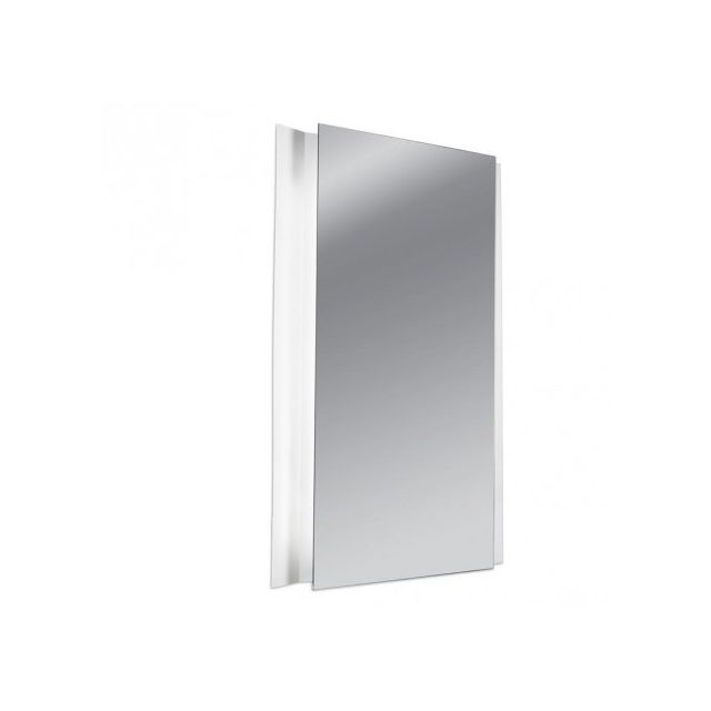 Leds C4 - Miroir lumineux salle de bains Glanz Led Ip44 H94 cm - pas ...