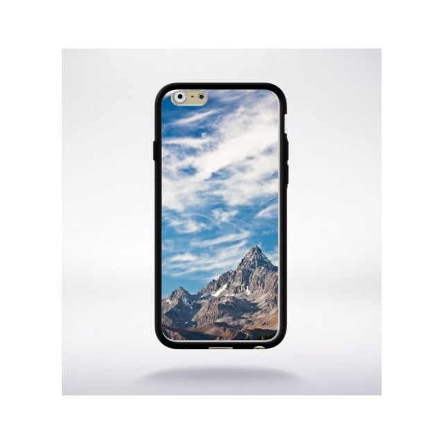 iphone 6 coque montagne