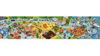 Wandpiraten - Papier Peint Mural Pour Enfants Motif Voitures De Course 200 X 46,5 Cm