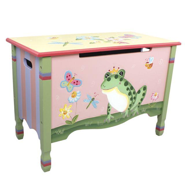 FANTASY FIELDS Coffre à jouets Magic Garden
