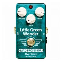 Mad Professor - Little Green Wonder - Overdrive guitare