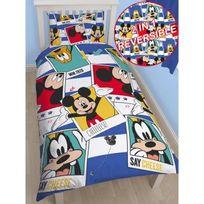 Mickey - Parure de lit Mouse Disney Polaroïd
