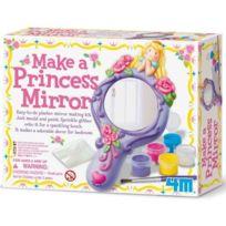 4M - Dam 5602742 - Loisir CrÉATIF - Moulage Et Poterie - Crea - Creez Un Miroir Princesse