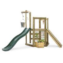 PLUM - Plateforme d'activités en bois jeux et découverte de la nature