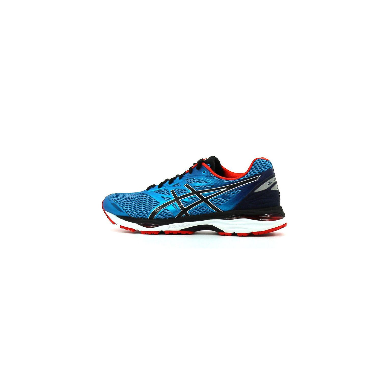 Asics Chaussures Pas De Cumulus Gel Bleu Running Cher 18 39 6rrxng