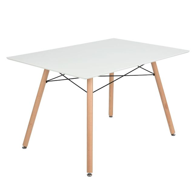 Altobuy Alwine - Table Rectangulaire
