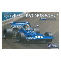 Ebbro - Maquette voiture : Tyrrell 003 1970 Gp Monaco