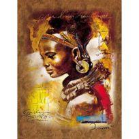 Ravensburger - Puzzle 1000 pièces - Jeune femme africaine
