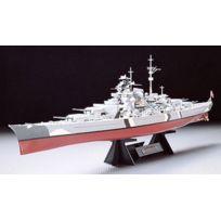 The Hobby Company - Cuirassé Bismarck Tamiya 1/350