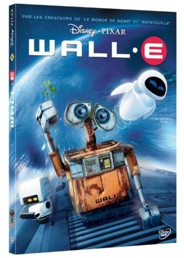 Wall E - Dvd - Edition simple