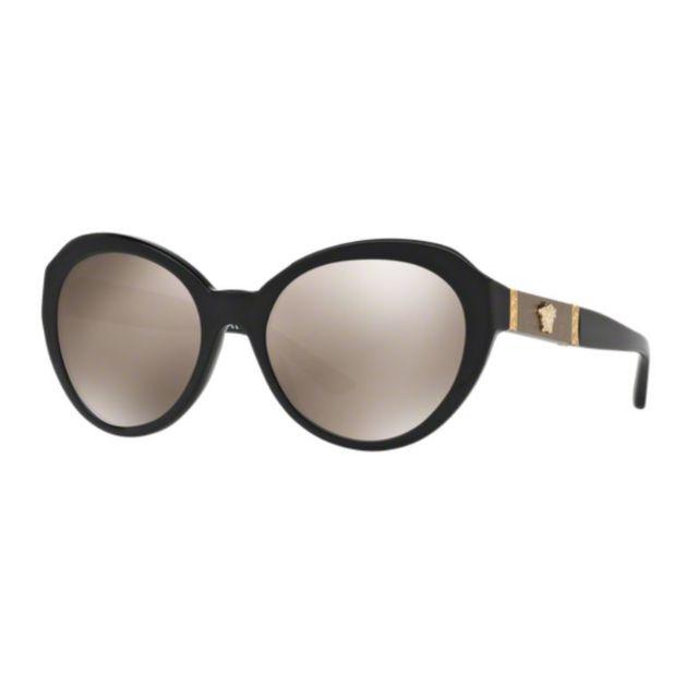 Versace - 4306Q Gb1 5A - Lunettes de soleil mixte Noir - pas cher ... bafaff31a820