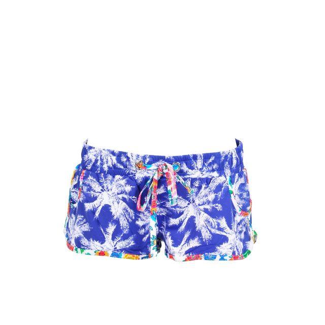 00161f9773 Banana Moon - Short de plage bleu Runmixand - pas cher Achat / Vente ...