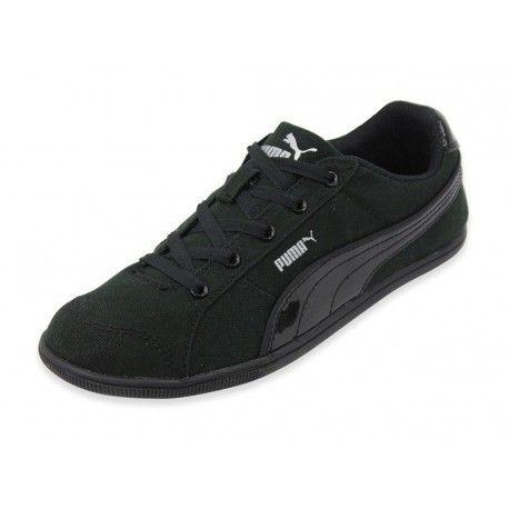 1b2614f872ec Puma - Myndy Cv Jr Black - Chaussures Fille - pas cher Achat   Vente ...