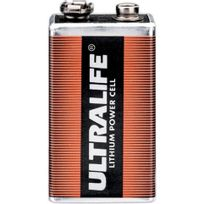 Cfp Securite - Pile lithium 9 volts