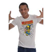 Jack&JONES - Tee shirt Jack And Jones hero blanc