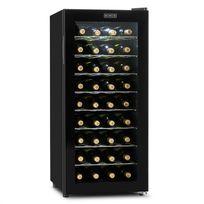 KLARSTEIN - Vivo Vino Cave à vin thermoélectrique 36 bouteilles 118L