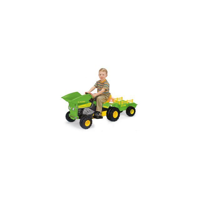 Injusa Tracteur Dump 6V