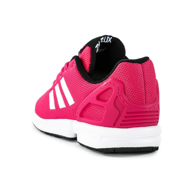 Adidas originals Zx Flux Enfant Rose pas cher Achat