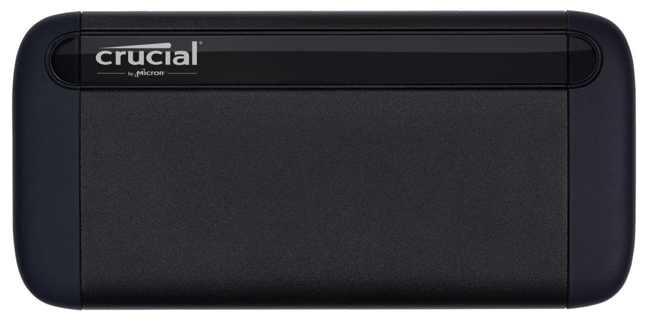 X8 Portable 500 Go - USB-C 3.2 Gen2 et USB-A