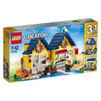 Lego - 31035-La cabane de la plage Creator