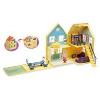 PEPPA PIG SERIE - Maison de luxe avec 2 personnages - 4963