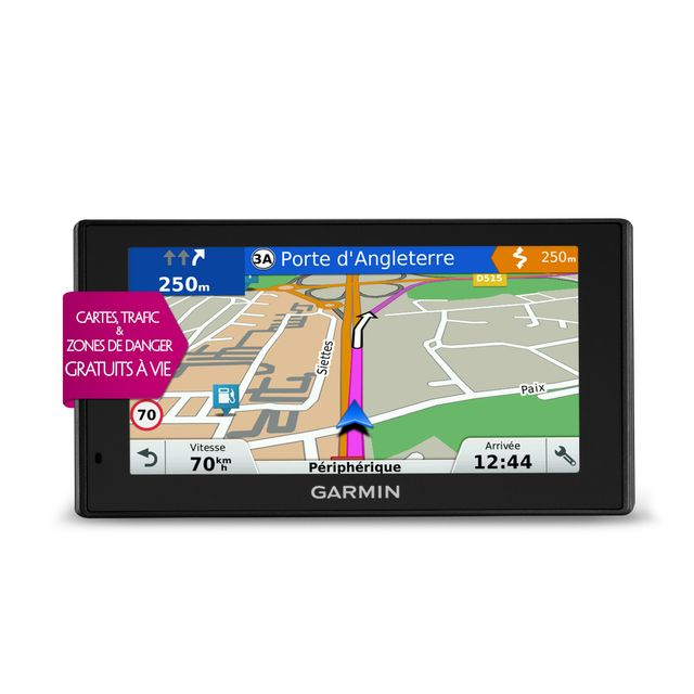 garmin gps voiture drivesmart 60 lmt achat vente gps europe pas cher rueducommerce. Black Bedroom Furniture Sets. Home Design Ideas
