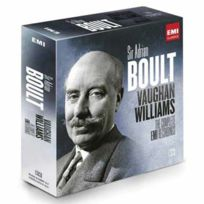 Emi Classics - Adrian Boult - Conducts Vaughan Williams Orchestral Works Coffret
