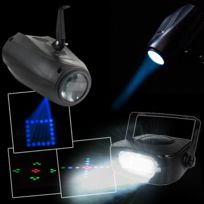 Flash - Pack Strobe150 + Projecteur 64 Led Small