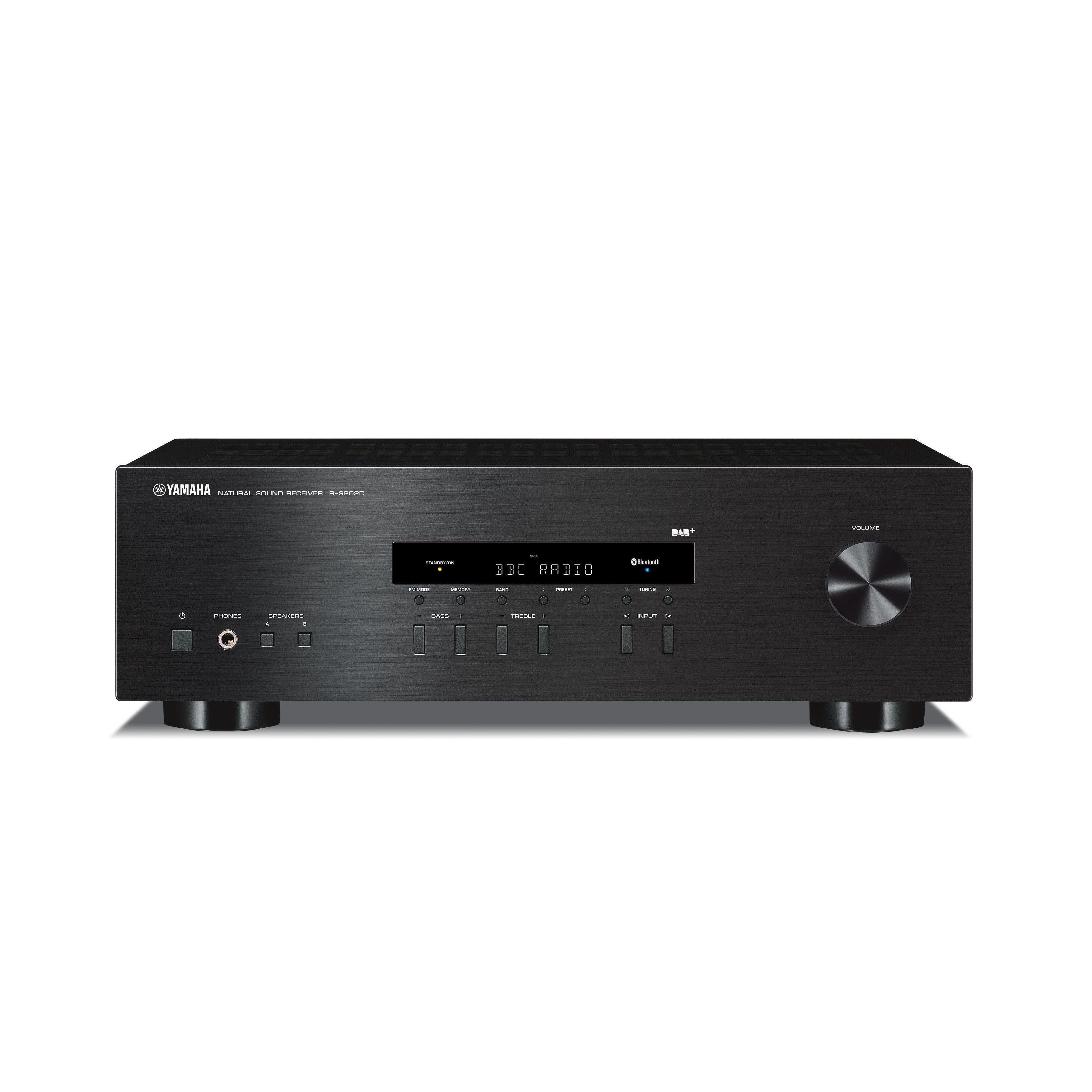 Amplificateur Hifi RS 202 D Silver