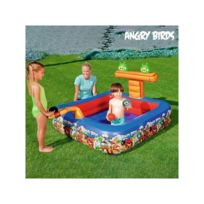 Angry Birds - Piscine gonflable 9555