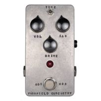 Fairfield Circuitry - The Barbershop V2 - Overdrive guitare